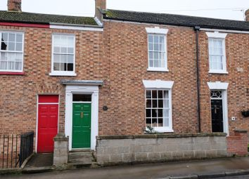 Thumbnail 3 bedroom terraced house for sale in Queen Street, Horncastle, Lincs