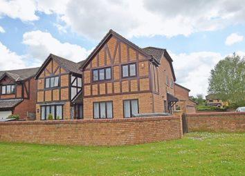 Thumbnail 2 bed maisonette for sale in Downs View, Holybourne, Alton