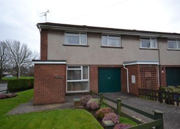 Thumbnail 3 bed property for sale in Hillside Close, Barry