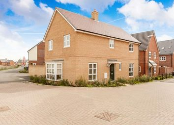 Thumbnail 4 bed detached house for sale in Ashmead Street, Aylesbury