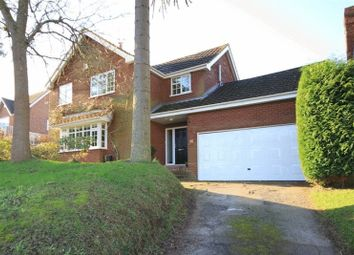 Thumbnail 4 bed detached house for sale in St Johns Road, Rowley Park, Stafford
