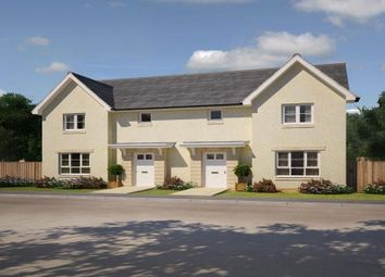 "Thumbnail 3 bedroom semi-detached house for sale in ""Craigend"" at Mugiemoss Road, Bucksburn, Aberdeen"