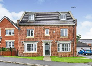 Thumbnail 5 bed detached house for sale in Beckwith Close, Spennymoor, Durham
