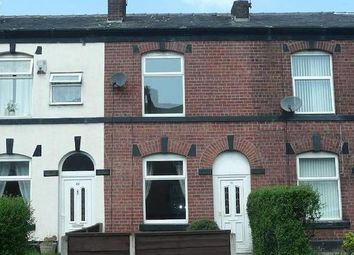 Thumbnail 2 bed terraced house to rent in Chesham Road, Bury