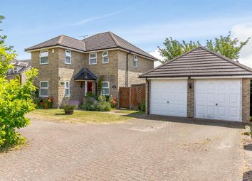 Thumbnail 5 bed detached house for sale in Alvescot Road, Carterton
