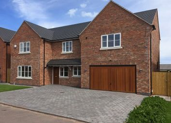 Thumbnail 5 bed detached house for sale in 33, Lakesedge, Cold Norton, Stone, Staffordshire