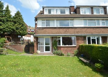 Thumbnail 4 bedroom semi-detached house for sale in White Close, Downley, High Wycombe