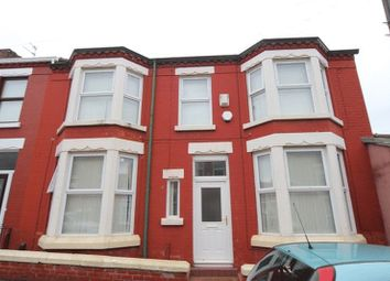 Thumbnail 5 bed terraced house for sale in Weardale Road, Wavertree, Liverpool