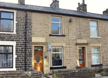Thumbnail 2 bed terraced house for sale in Jubilee Road, Haslingden, Rossendale