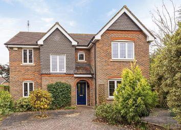 Thumbnail 5 bed detached house for sale in Dean Way, Storrington, Pulborough