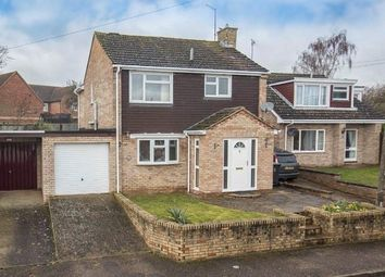 Thumbnail 3 bed detached house to rent in Rushmere Close, Islip, Kettering