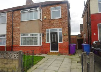 Thumbnail 3 bed semi-detached house for sale in Lisleholme Road, West Derby, Liverpool