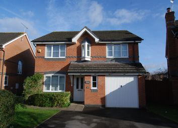 Thumbnail 4 bed detached house for sale in Salter Close, Trowbridge