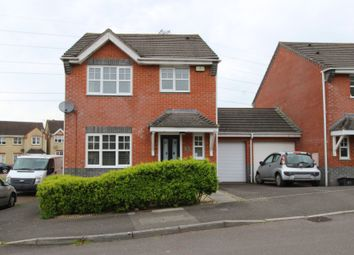 Thumbnail 3 bed link-detached house for sale in Celandine Way, Chippenham