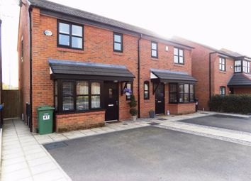 Thumbnail 3 bed semi-detached house for sale in Harrow Drive, Stockport