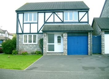Thumbnail 4 bed detached house to rent in Ashton Road, Bridgwater