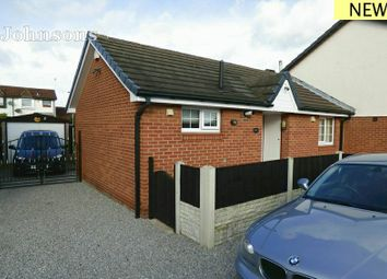 Thumbnail 1 bed semi-detached bungalow for sale in Broadwater Drive, Dunscroft, Doncaster.