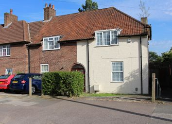 Thumbnail 2 bed end terrace house for sale in Launcelot Road, Bromley