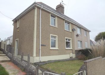 Thumbnail 3 bed semi-detached house to rent in Hakin Ville, Hakin, Milford Haven