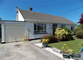 Thumbnail 3 bed detached bungalow for sale in West Tolgus, Redruth