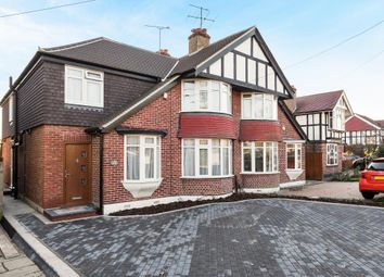 Thumbnail 5 bed semi-detached house for sale in Northwood, Middlesex