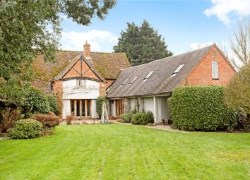Snitterfield Road, Hampton Lucy, Warwick CV35. 5 bed barn conversion for sale
