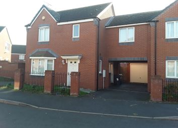 Thumbnail 4 bed detached house to rent in Plantbrook Crescent, Erdington, Birmingham