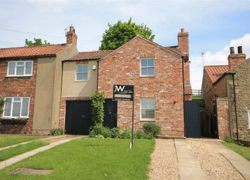 Thumbnail 2 bed cottage for sale in The Green, Pickhill, Thirsk