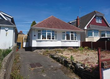 Thumbnail 2 bed detached bungalow for sale in Hunt Road, Oakdale, Poole, Dorset