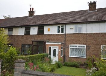 Thumbnail 3 bed terraced house for sale in Eastham Village Rd, Eastham, Merseyside
