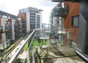 Thumbnail 2 bed flat to rent in Admirals Quay, Ocean Village, Southampton