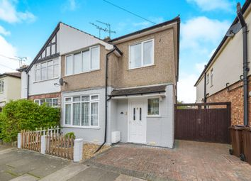 Thumbnail 3 bed semi-detached house for sale in Beresford Road, St.Albans