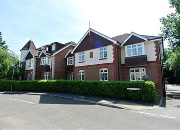Thumbnail 2 bed flat to rent in The Quadrant, Brighton Road, Addlestone, Surrey