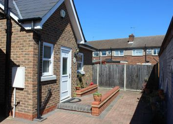 Thumbnail Detached bungalow for sale in High Street, Waltham Cross, Hertfordshire