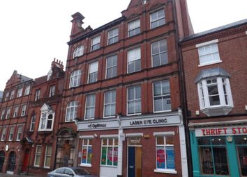 Thumbnail 2 bedroom flat for sale in Heathcoat Street, Nottingham