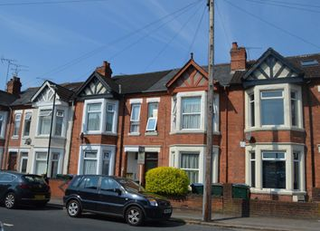Thumbnail 4 bedroom terraced house to rent in Kingsway, Stoke, Coventry