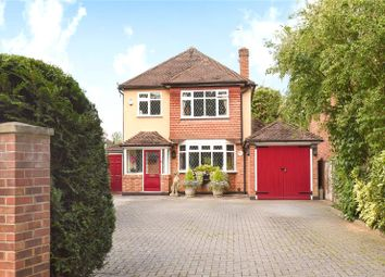 Thumbnail 4 bed detached house for sale in Thornhill Road, Ickenham, Middlesex