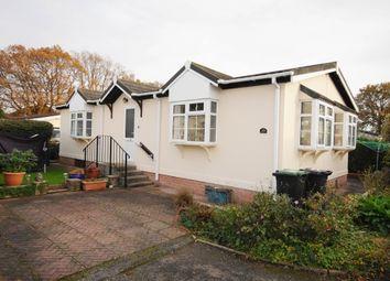 Thumbnail 2 bedroom mobile/park home for sale in Hillbury Park, Alderholt, Fordingbridge