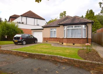 Sylvia Avenue, Hatch End, Pinner HA5. 3 bed detached bungalow