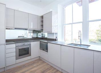 Thumbnail 1 bedroom flat to rent in Raglan House, 8-12 Queens Avenue, London