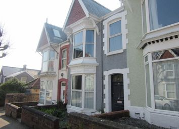 Thumbnail 2 bedroom flat to rent in Ground Floor Flat, Ernald Place, Uplands, Swansea.