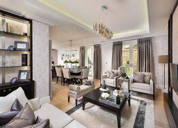 Thumbnail 2 bed flat for sale in Wimbledon Hill Park, London