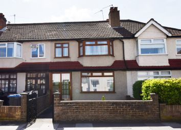 Thumbnail 3 bed terraced house for sale in Red Lion Road, Tolworth, Surrey