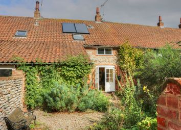 Thumbnail 5 bedroom barn conversion for sale in Rectory Road, Edingthorpe, North Walsham