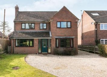 Thumbnail 4 bed detached house for sale in Oakley, Basingstoke, Hampshire