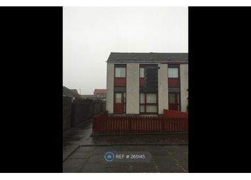 Thumbnail 2 bed end terrace house to rent in Strathenry Place, Glenrothes
