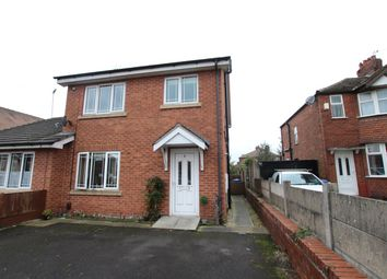 Thumbnail 1 bed flat to rent in Malpas Drive, Great Sankey, Warrington
