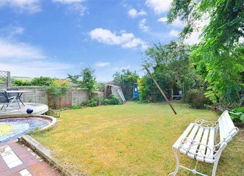 Thumbnail 4 bed semi-detached house for sale in Bevendean Avenue, Saltdean, East Sussex