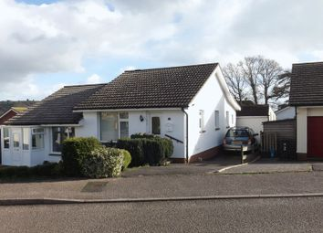 Thumbnail 2 bedroom semi-detached bungalow for sale in Drovers Way, Seaton