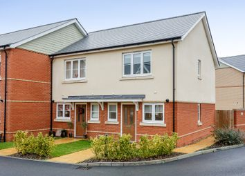 Thumbnail 2 bed end terrace house for sale in Highcross Place, Chertsey
